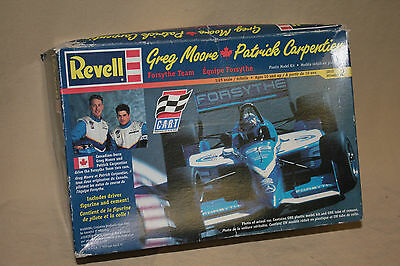 Revell Greg Moore Patrick  Carpentier Forsyth Team 1/25 Model Kit Nob 6284