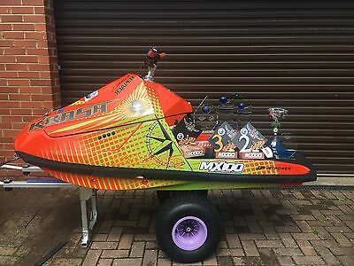Krash Industries Reaper Jetski
