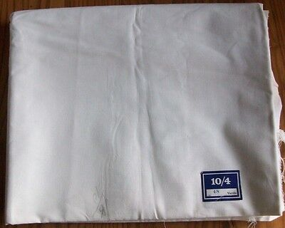 """Vintage 90"""" Cotton Sheeting Fabric ~ 3 Yards ~ For Sheets Or Pillowcases"""