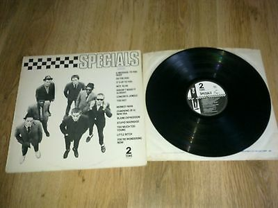 The Specials - Specials Vinyl Lp 2Tone Ska 1979