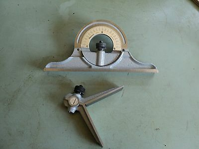 Mitutoyo Protractor And Angle Finder