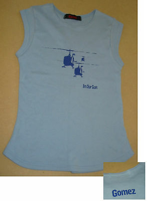 GOMEZ In Our Gun 2002 UK promo ladies Vest Top [Large]