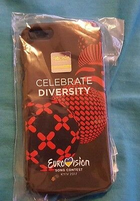Eurovision 2017 Official Iphone 6 Cover New