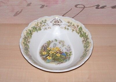 Royal Doulton Brambly Hedge Spring Cereal Bowl