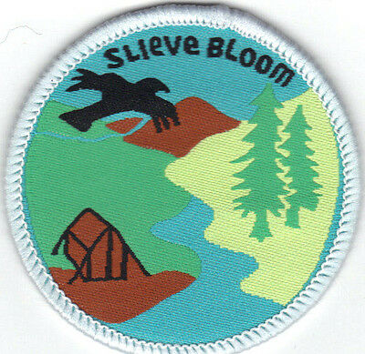 Slieve Bloom District Scout Badge
