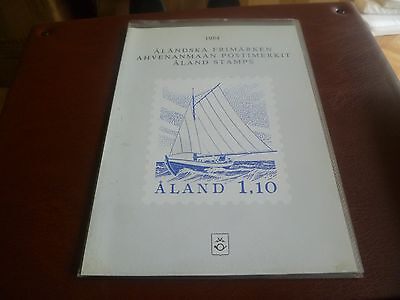 Aland 1984 Yearbook