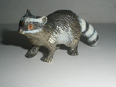 AAA Raccoon Wild Forest Animal Toy Model Figurine Replica
