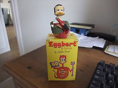 A Wonderful Eggbert By Malcolm Bowmer EG 193 Wine Eggspert