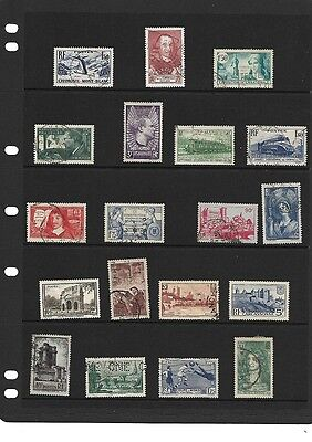 (211c) FRANCE, Used, Stamp Collection