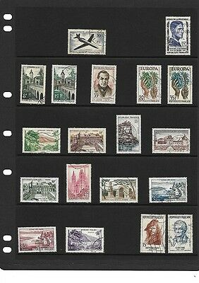 (221c) FRANCE, Used, Stamp Collection