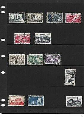 (215c) FRANCE, Used, Stamp Collection