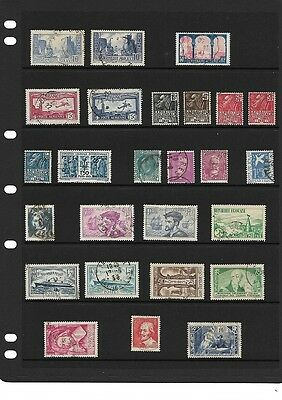 (209c) FRANCE, Used, Stamp Collection