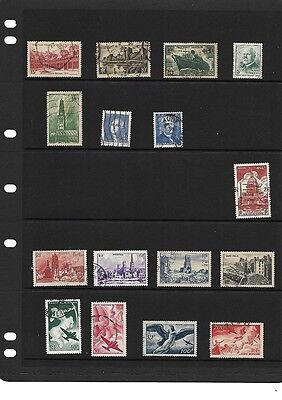 (213c) FRANCE, Used, Stamp Collection