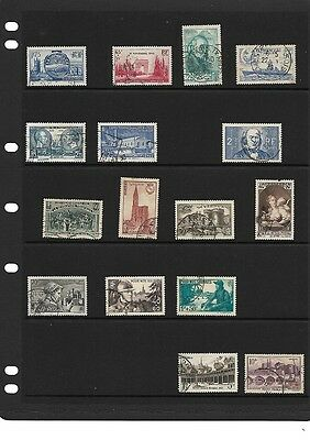 (212c) FRANCE, Used, Stamp Collection