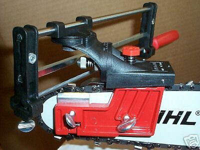 FILING TOOL/sharpener for chainsaws  / NEW