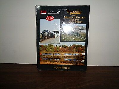 Morning Sun Trackside in the Mohawk Valley 1955-2015 Book