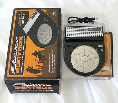 Stylophone BeatBox mini organ synth toy - boxed -