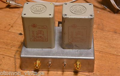 UTC HA-100X step up transformer for all tonearm, carts * super Permalloy core