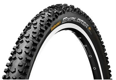 Continental Explorer 20 inch MTB Bike / Cycle Off Road Tyre 20 x1.75 inch Black