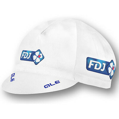 FRANCAISE DES JEUX 2017 PRO CYCLING TEAM BIKE CAP - Made in Italy by Ale' -