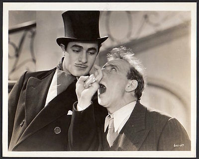 Gilbert Roland & Jimmy Durante THE PASSIONATE PLUMBER 1932 Vintage Photo