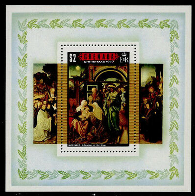 Grenada 527 MNH Christmas, Art