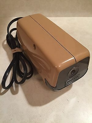 Vintage PANASONIC Electric Pencil Sharpener Model KP-88A, Works Great