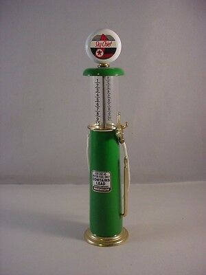 Texaco Sky Chief Mini Visible Gas Pump Die Cast USA