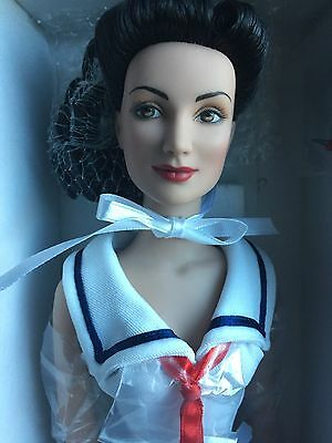 "Tonner Tyler Brenda Starr 16"" 2007 High Seas Betty Ann Doll NRFB LE 1000 BW Body"