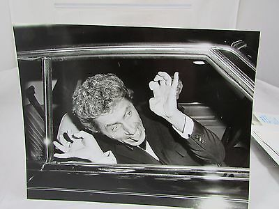 Vintage 1980s Publicity Photo The Who Roger Daltrey #3 making goofy face