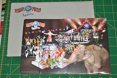 3D Puzzle Cast Photo RINGLING BROS AND BARNUM BAILEY CIRCUS