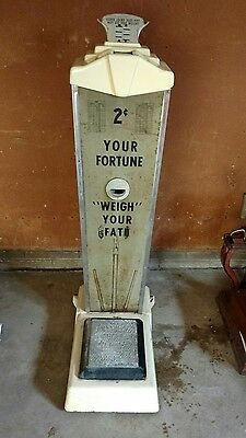 Penny Scale - Rare American Scale Mfg. - Fortune / Weight WORKS LOCAL PICKUP