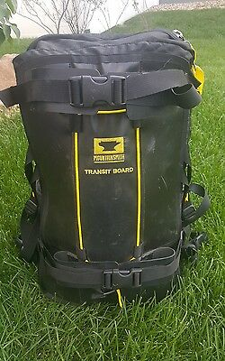 MOUNTAINSMITH *Transit Board* Snowboard/Snowshoe 2100cu Rugged Durable BACKPACK