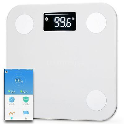 YUNMAI mini Smart Scale Body Fat Weighting Monitor BT4.0 for Smartphone Y0G1