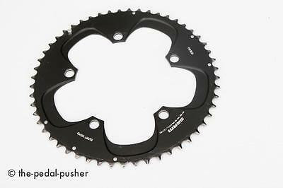 SRAM Red Blck 53t Road Bike Chainring-Outer Ring for Crankset-Chainset 130BCD 53