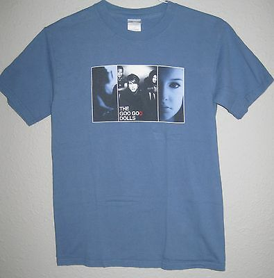 Goo Goo Dolls Authentic Licensed 2006 Let Love In Tour Shirt Small Ex Cond
