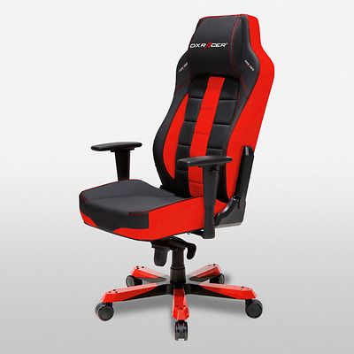 DXRacer Office Chairs OH/CE120/NR Ergonomic Desk Computer Comfortable Chair