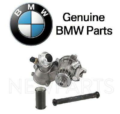 BMW E65 E66 Engine Water Pump and Pipe Kit Genuine