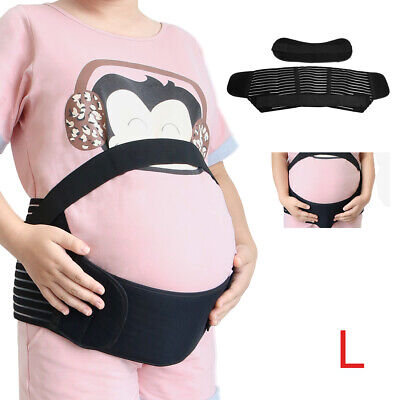 Size L Maternity Antepartum Belt Pregnant Abdominal Support Band
