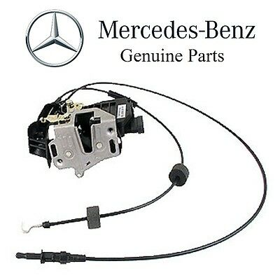 Front Mercedes W163 ML320 ML500 ML55 AMG Door Lock Vacuum Actuator 1637302835