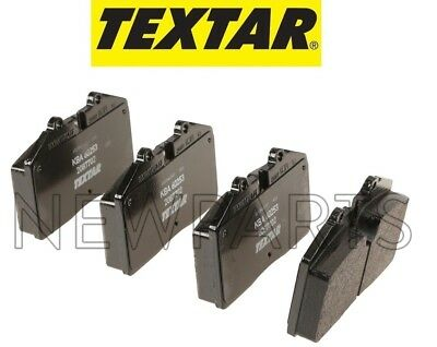 For Porsche 911 Carrera 4 S Turbo 928 944 89-98 Brake Pad Set Textar 96535293904