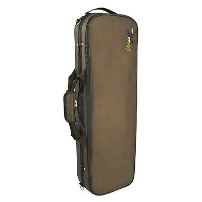 Tom and Will 4/4 Size Violin Gig Case - Brown