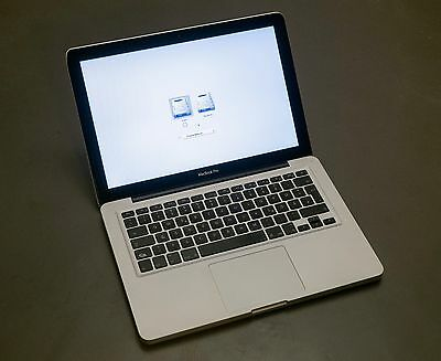 Apple MacBook Pro 13,3 Zoll - Late 2011, i5 2,4 GHz, 8GB RAM, 500GB HD