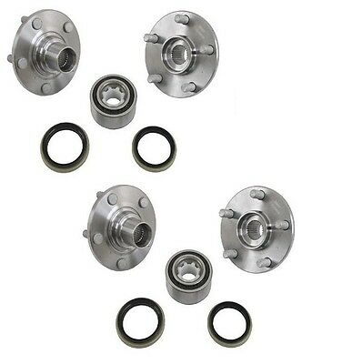 NEW Set of 2 Front Axle Hubs GMB 43502 32050 for Toyota Camry Celica