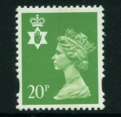 NORTHERN IRELAND 1996  20p CENTRE BAND  SG NI71  UNMOUNTED MINT