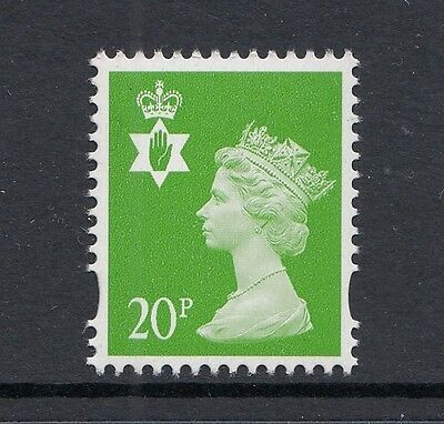 NORTHERN IRELAND 1998  20p  RIGHT BAND  PERF 14   SG NI80    UNMOUNTED MINT