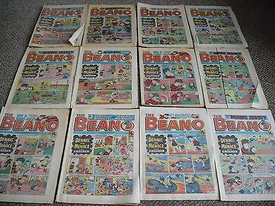 The Beano Comic 1985 Job Lot