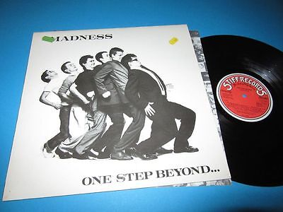 Madness / One Step Beyond ... (Germany 1979, Stiff 6.24174) - LP