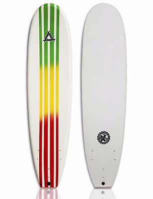 "New Triple X Soft Top 8'0"" Surfboard/Beginner Surfboard/Spark"