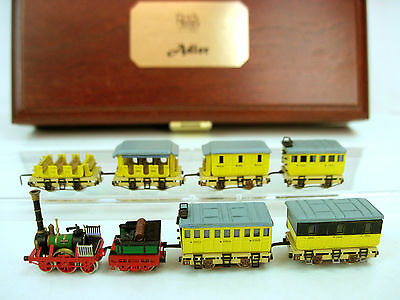 Railex Z-Scale Special Edition Adler Train Set #8770A